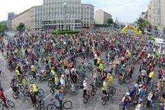 День Києва, велодень, велосипед
