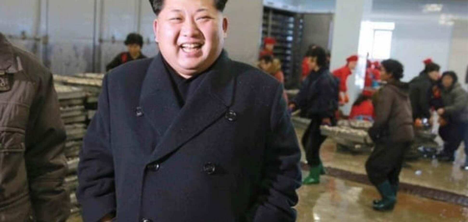 Северная Корея, КНДР,Ким Чен Ын