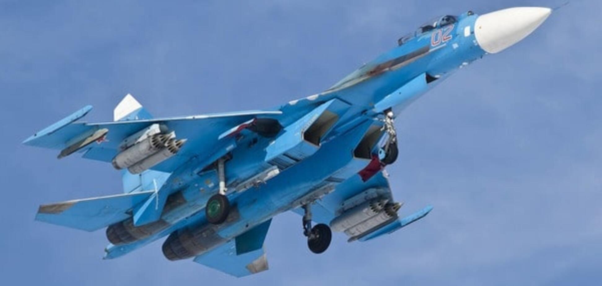 Латвия поймала у своих границ четыре военных самолета России