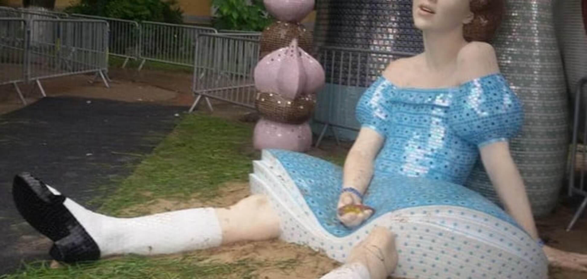 Алиса на Пейзажке