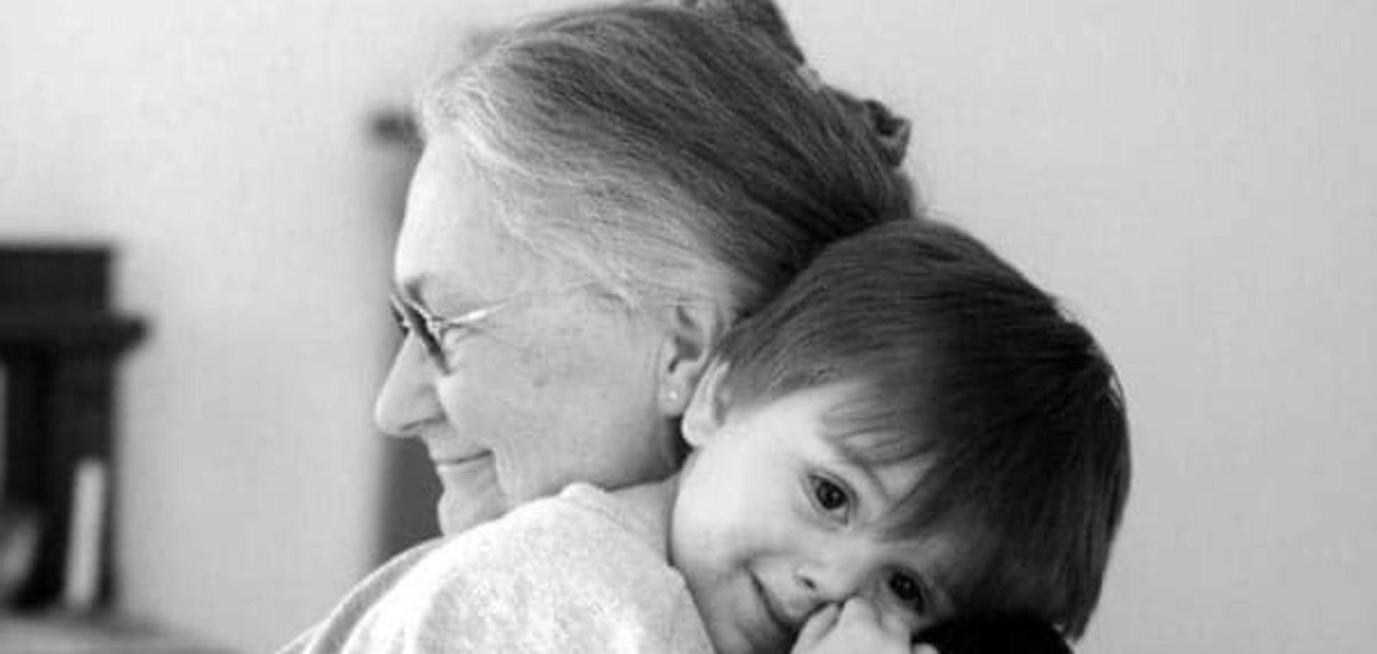 10 фраз, которые не стоит произносить хорошей бабушке