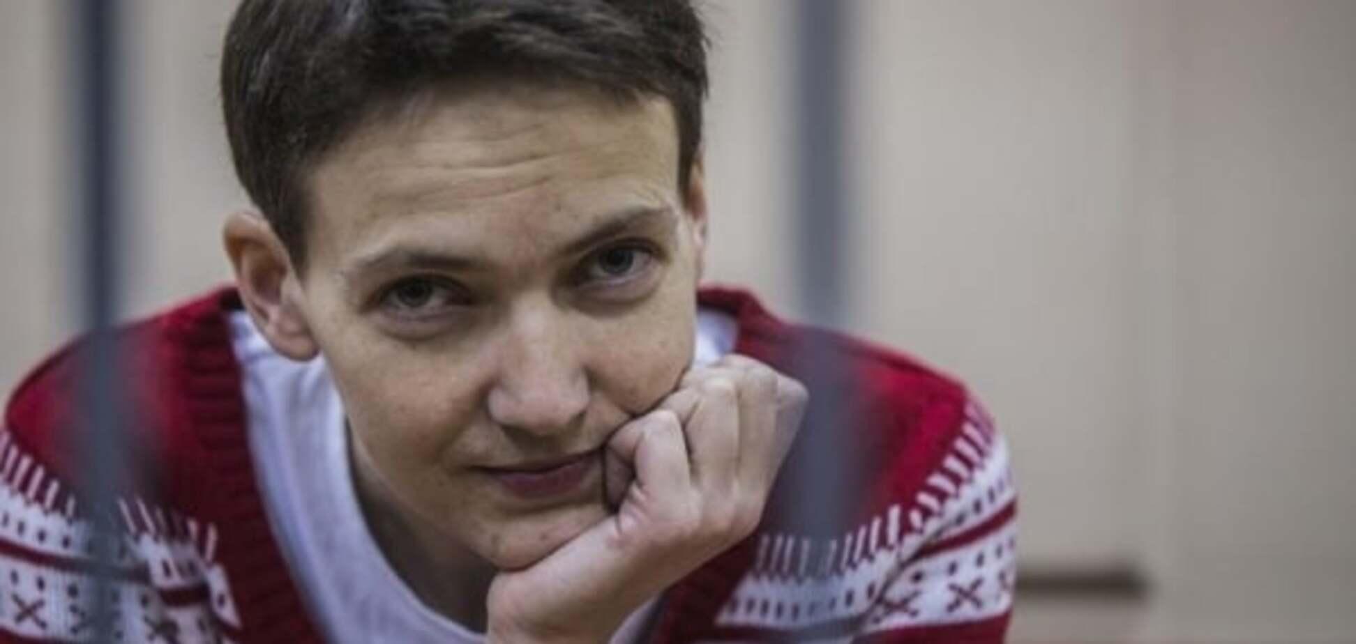 Довго чекати не стане: Савченко може відновити сухе голодування