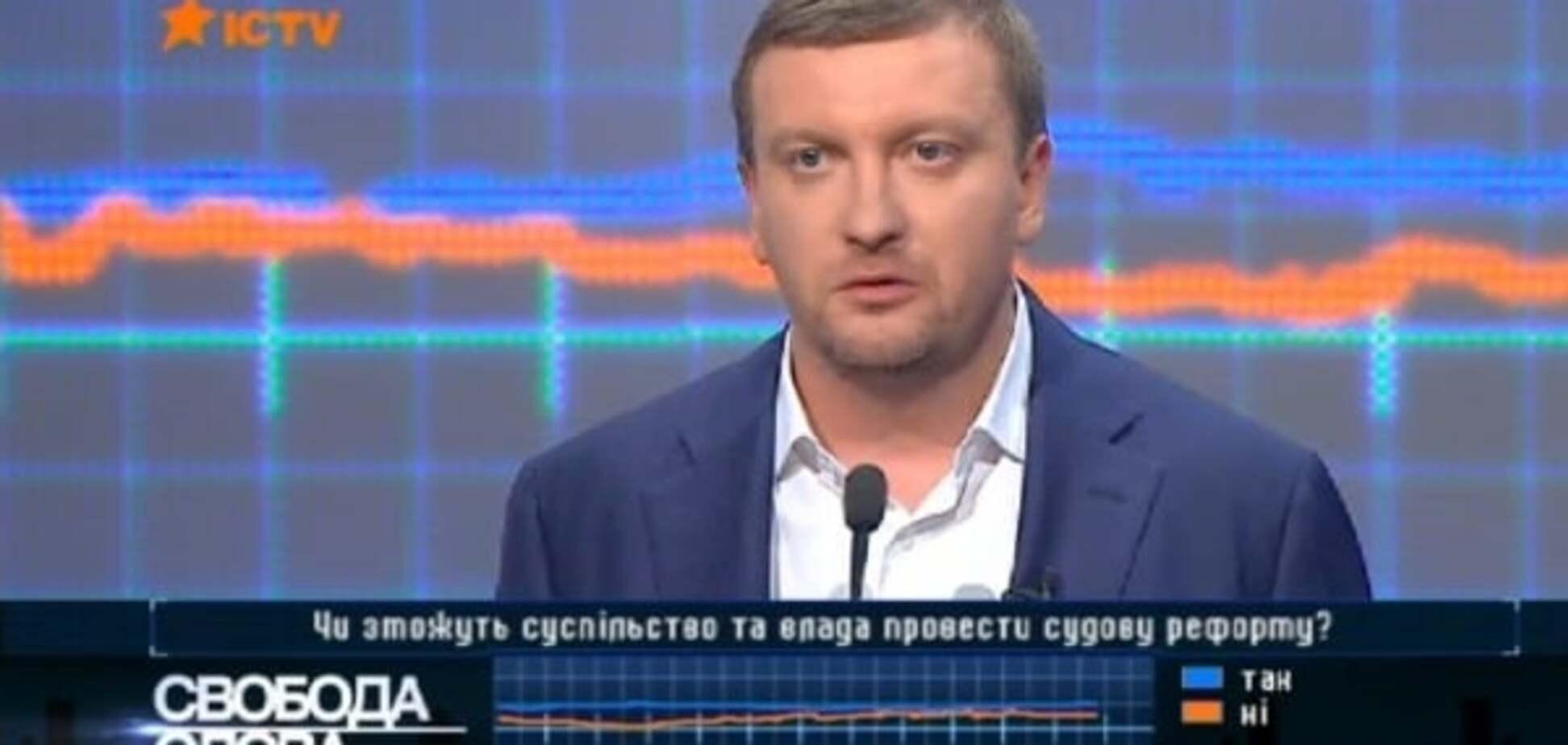 Петренко озвучил количество судей, которые пройдут конкурс в рамках реформы