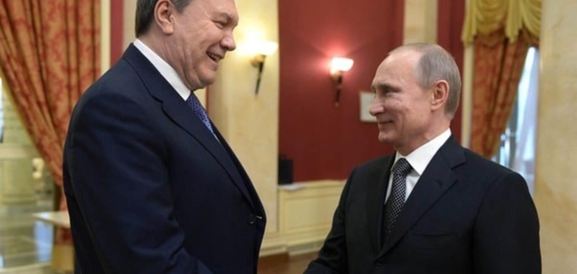 борг Януковича