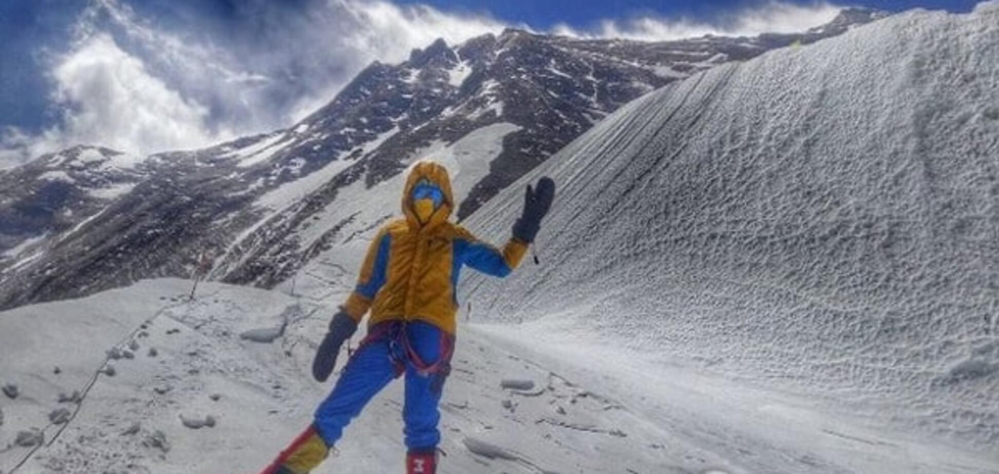 Ирина Галай Эверест