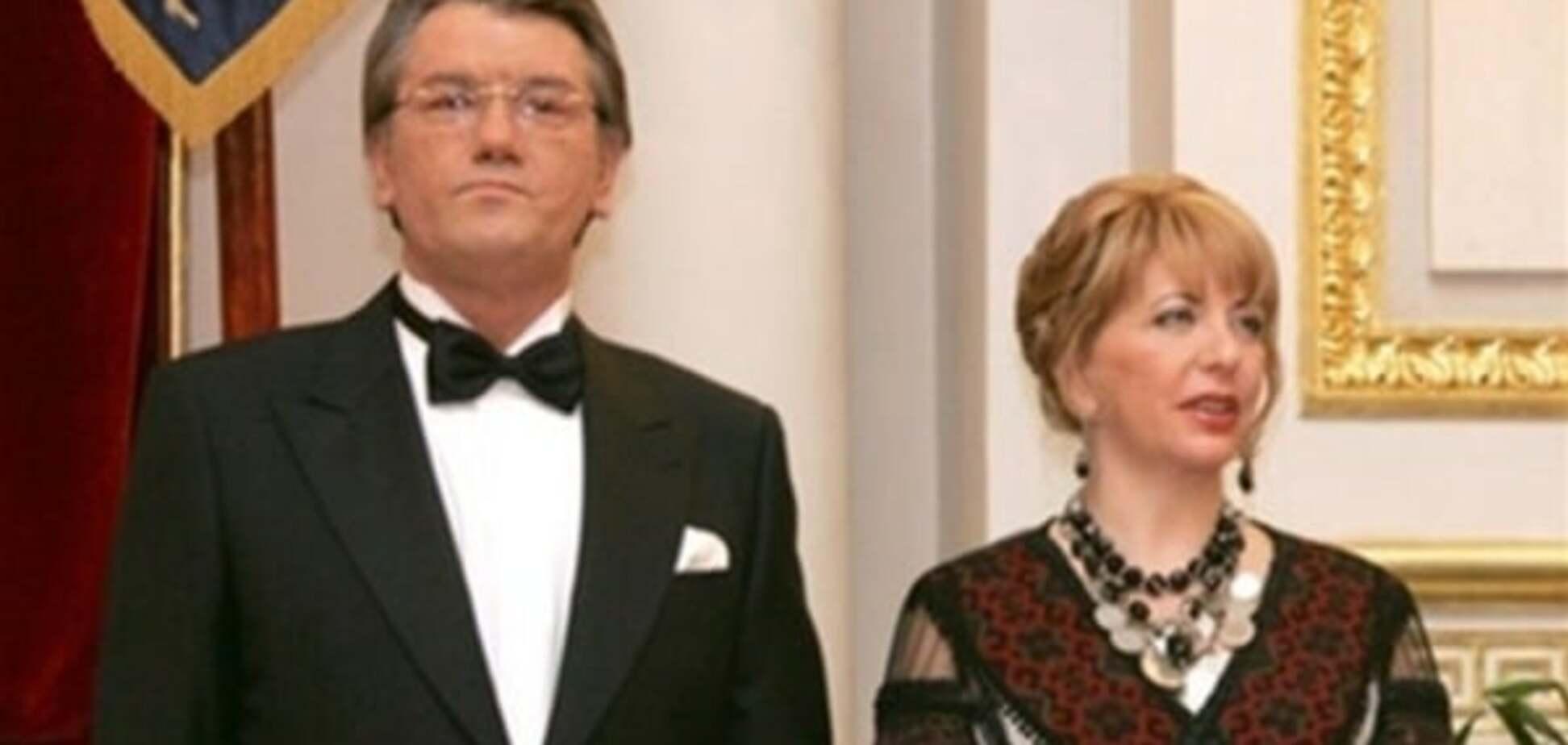 Виктор Ющенко, Екатерина Ющенко
