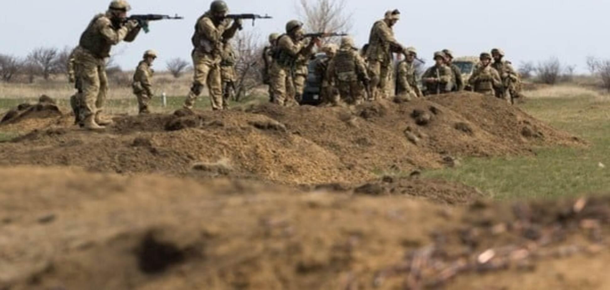 Військові відповіли на погрози терористів про наступ до 9 травня