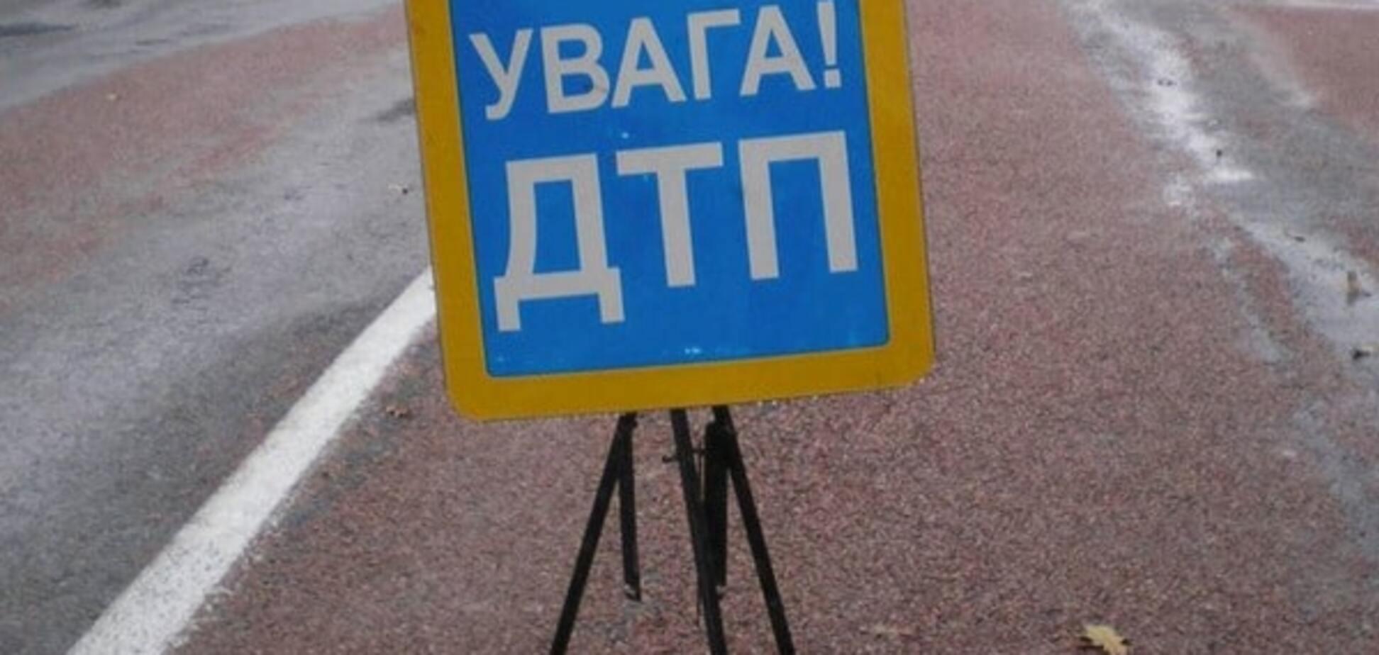 У Львові BMW на величезній швидкості злетіло у кювет: є загиблі і постраждалі