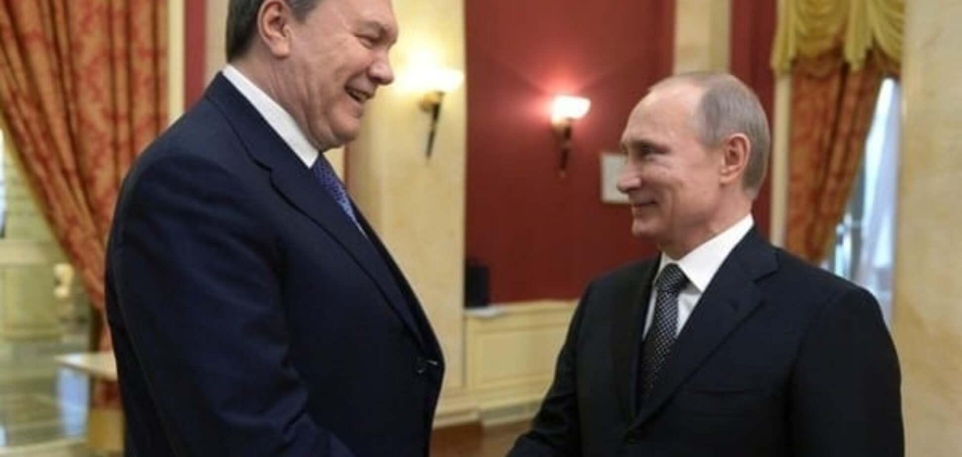 Путін дав Януковичу 3 мільярди доларів для придушення Євромайдану - Бутусов