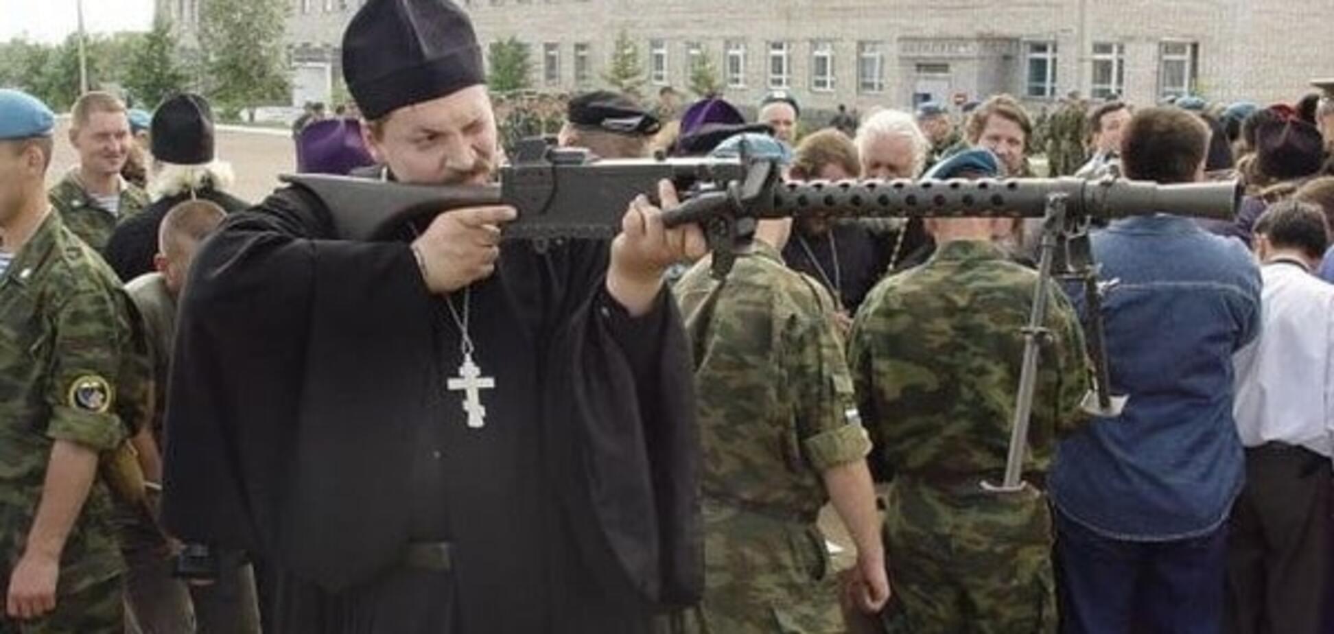 Стріляли і заважали мобілізації: екс-капелан розповів про участь УПЦ МП у війні на Донбасі