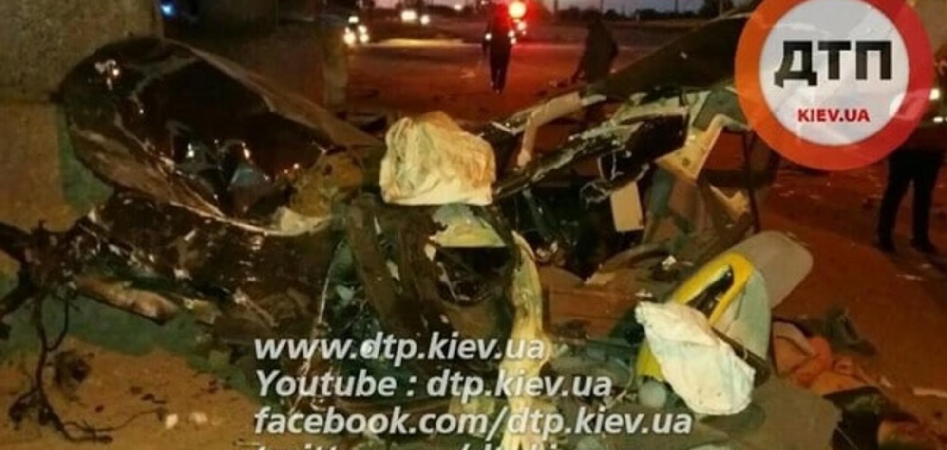 Загибель автогонщиків у Києві: ймовірні причини аварії