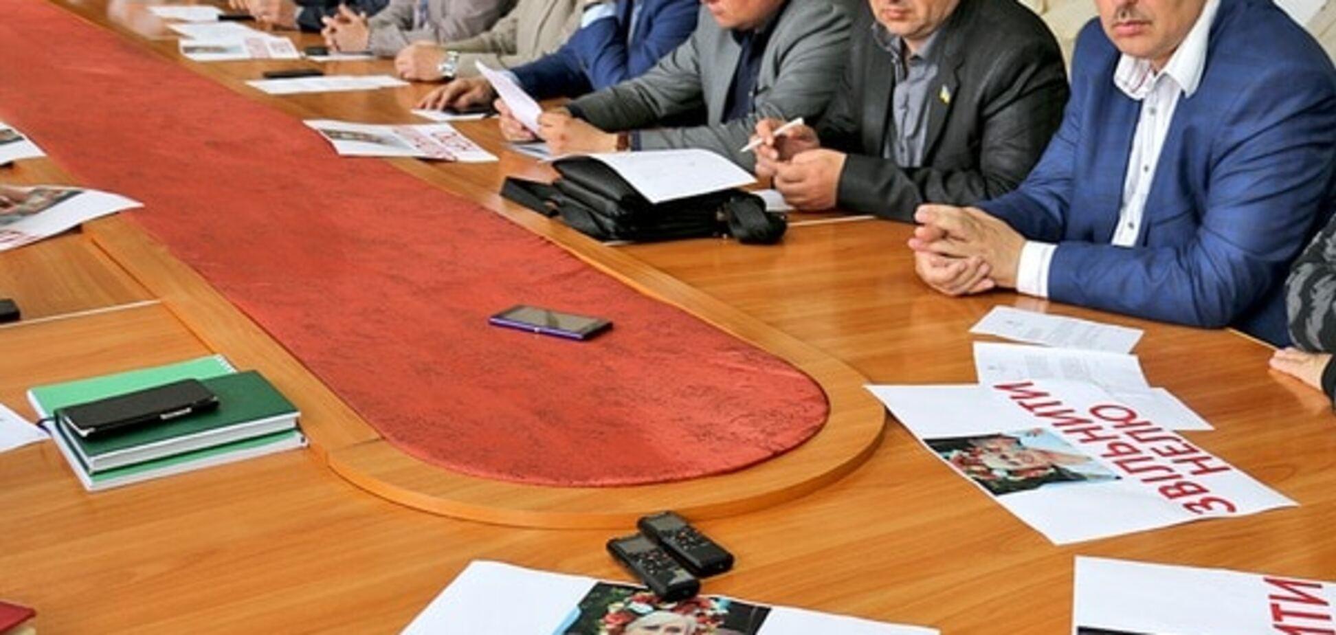 Міськрада Слов'янська проголосував за звільнення 'сепаратистки' Штепи