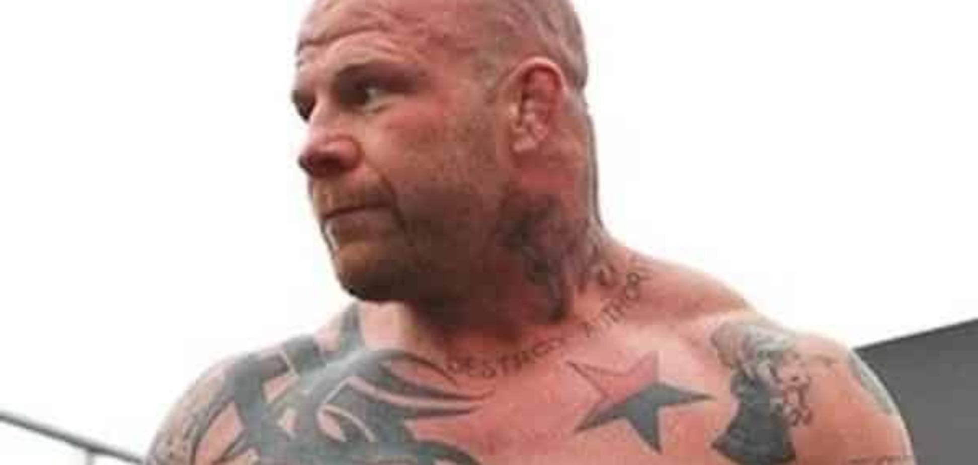 Легендарний американський чемпіон, який хоче в армію Росії, поїде на Донбас