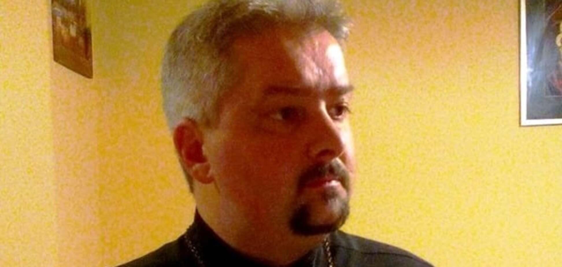 капелан Віталій Кузьмин