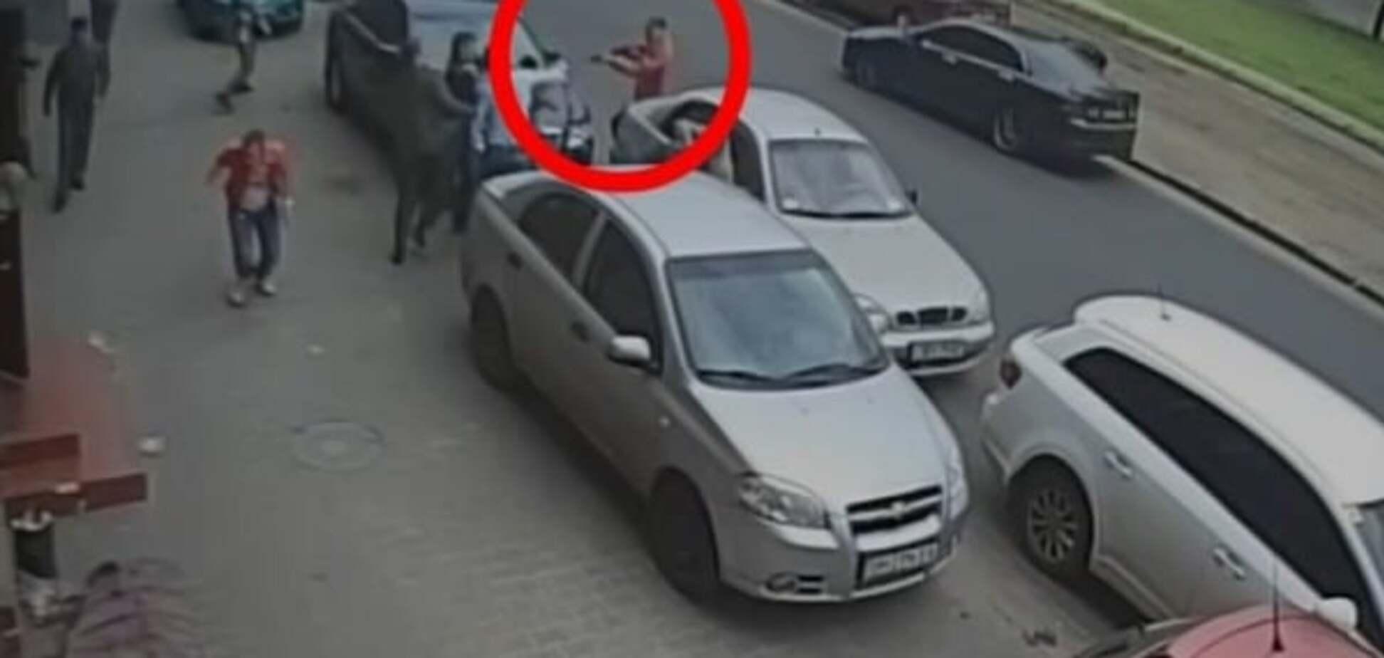 нападение на журналистов 7 канала