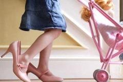 Девочки и каблуки: что нашим дочерям нужно знать об обуви на каблуках