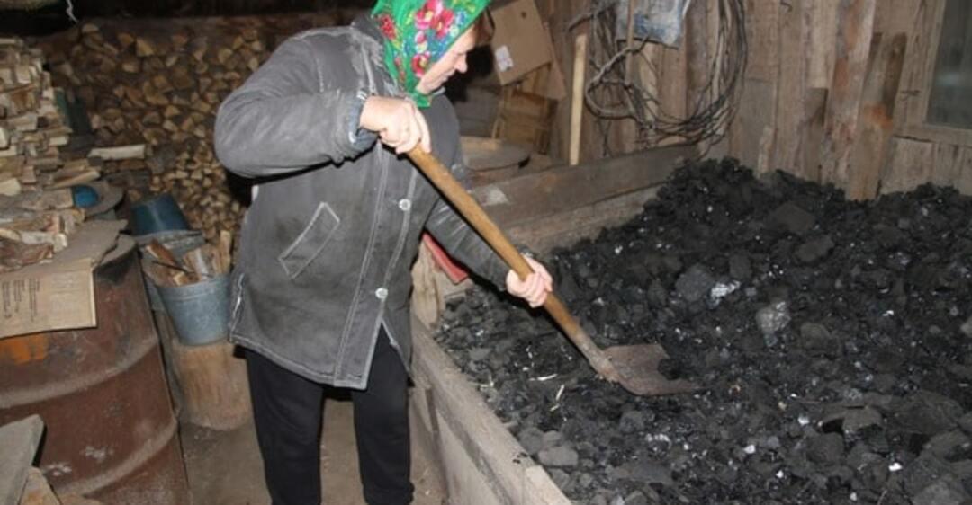 Картинка уголь топить