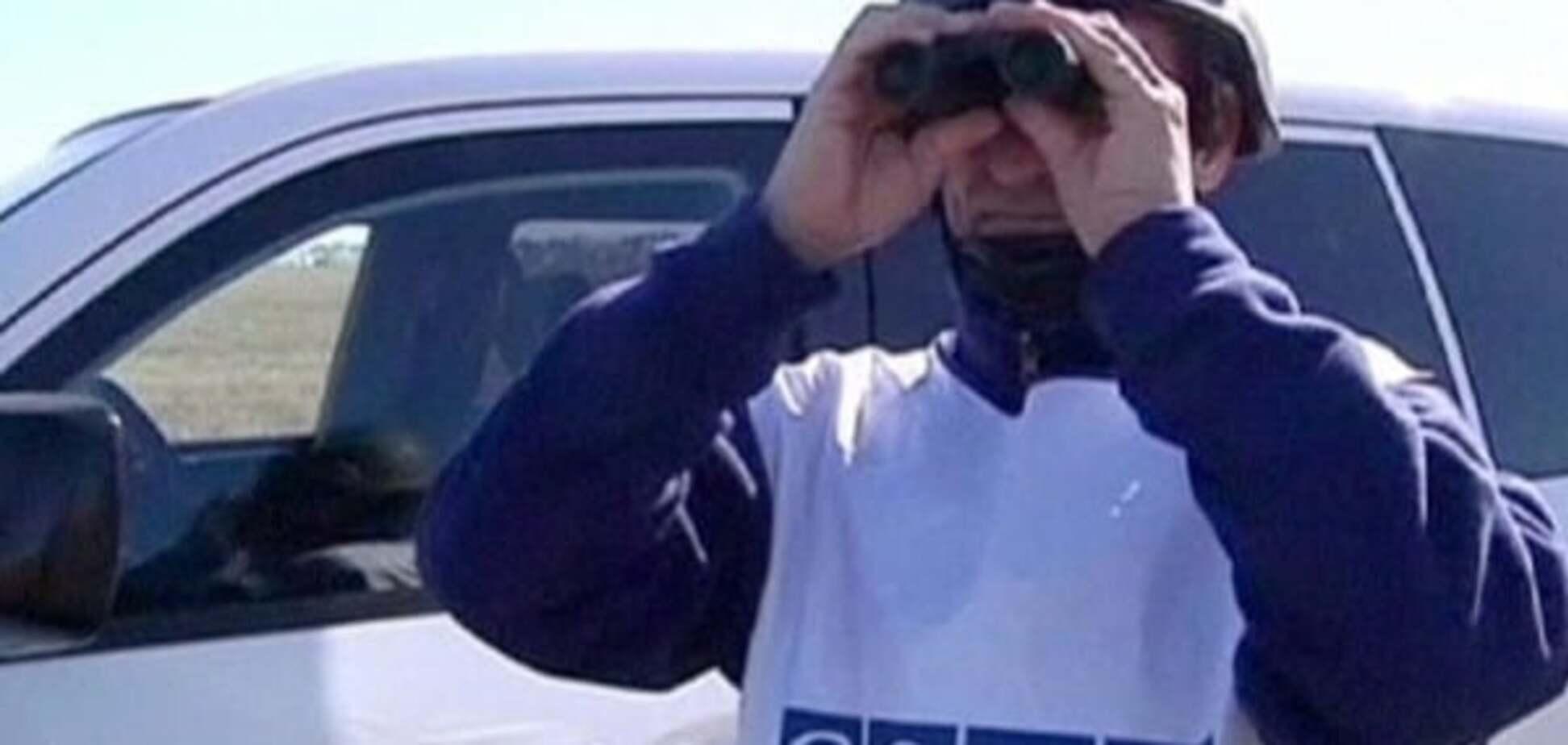 В ОБСЄ побачили, як терористи ховають 25 танків під Луганськом
