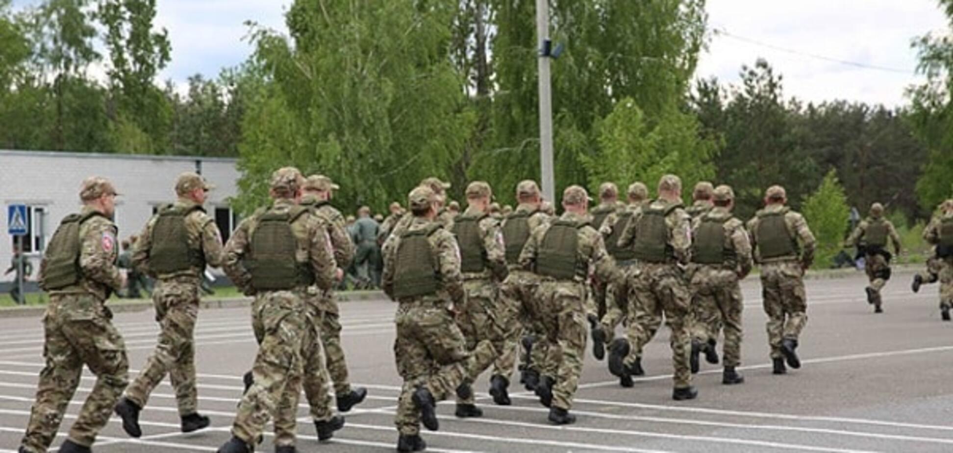 Спецпідрозділ КОРД поповнився 35 бійцями