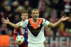 Гравець 'Шахтаря' пропустить три матчі за бійку з Ярмоленком