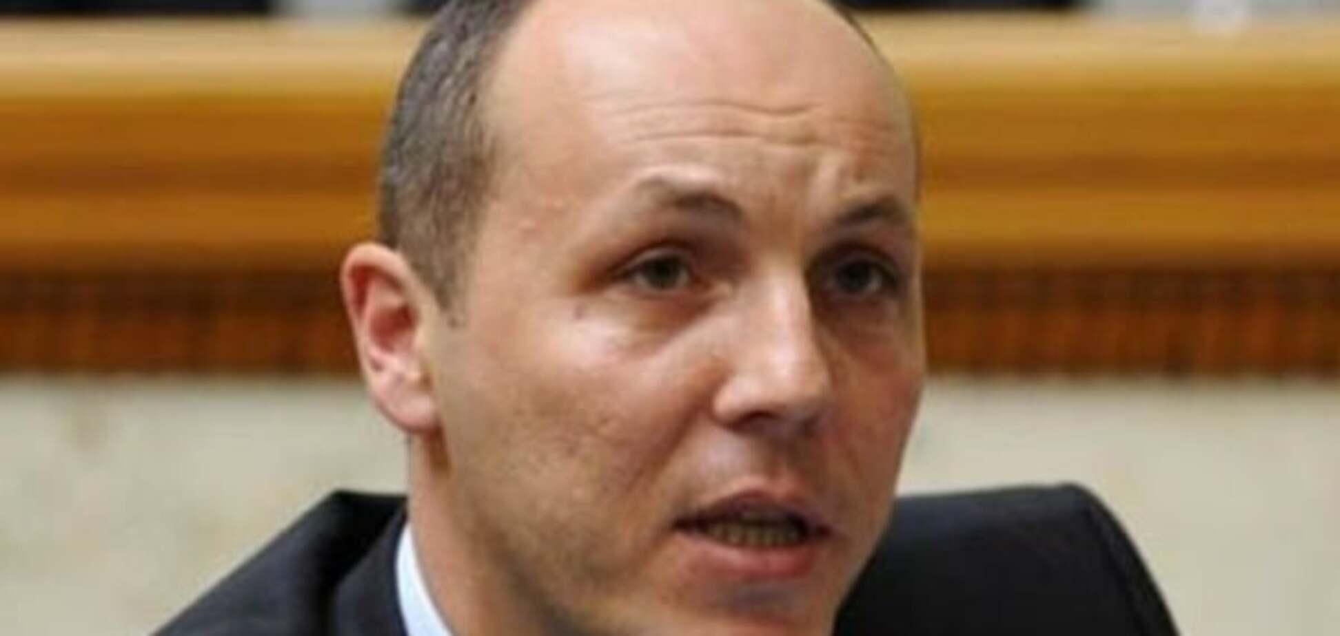 Парубій назвав ім'я єдиного кандидата на посаду генпрокурора
