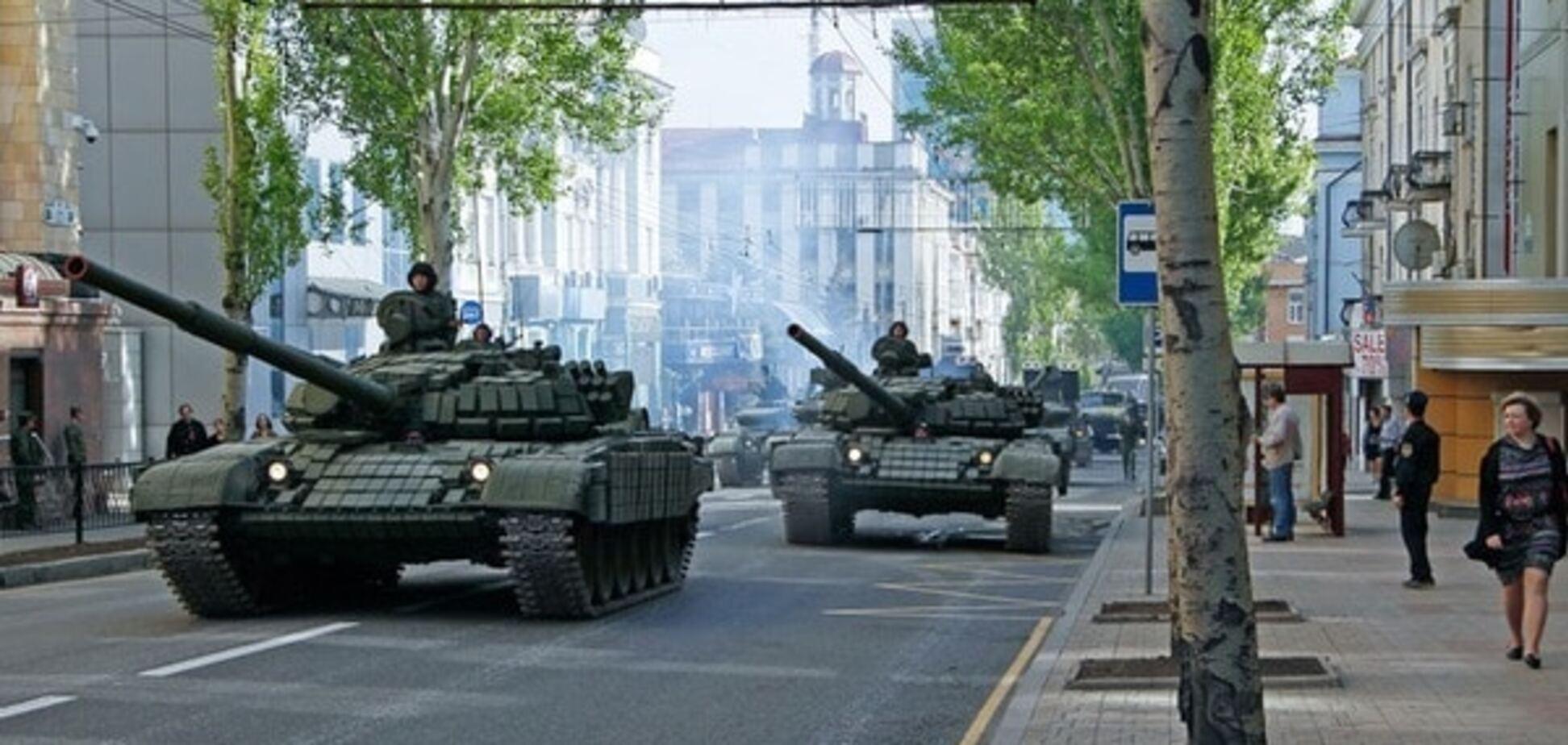 Бутусов пояснив, чому 'паради перемоги' в Донецьку і Луганську - це добре