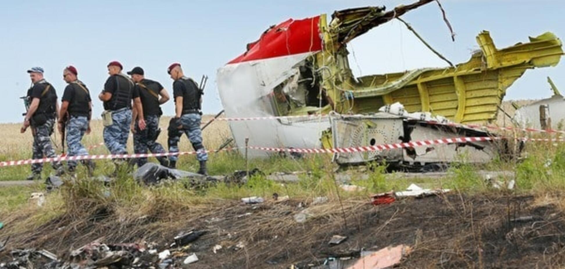МЗС Росії не сподобався фільм ВВС про катастрофу MH17