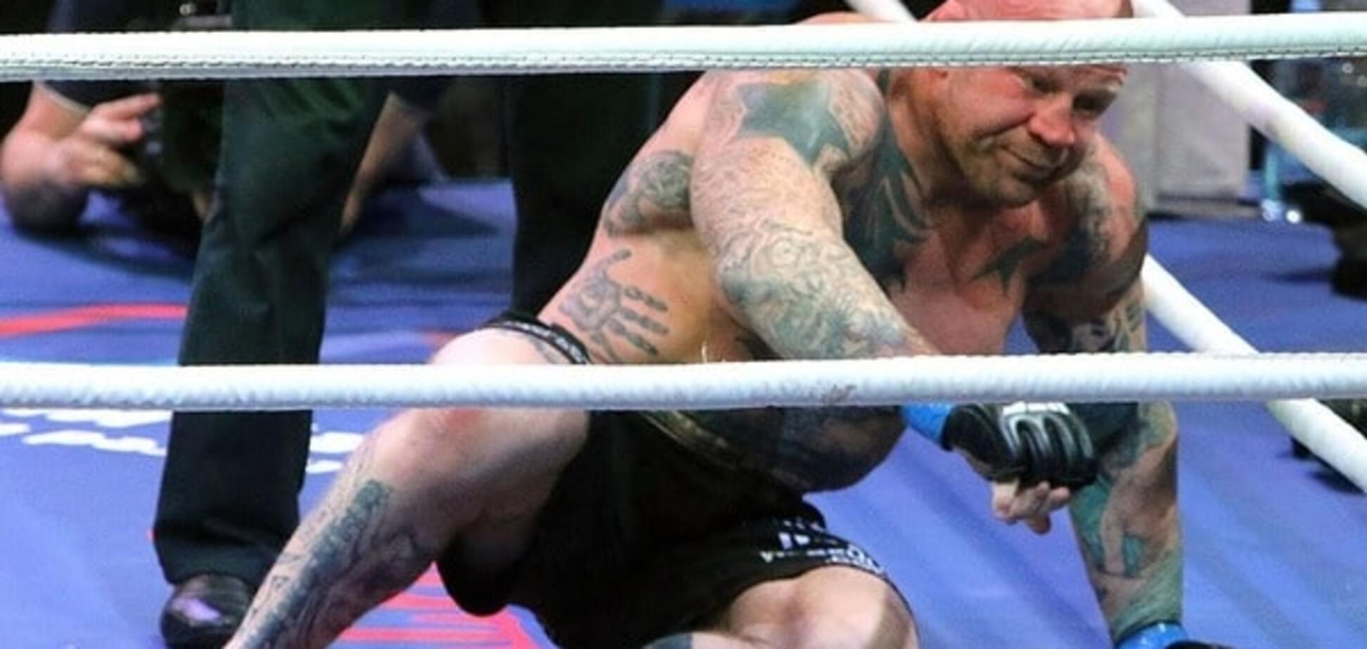 Легендарний американський боєць, який отримав громадянство Росії, програв бій за 30 секунд
