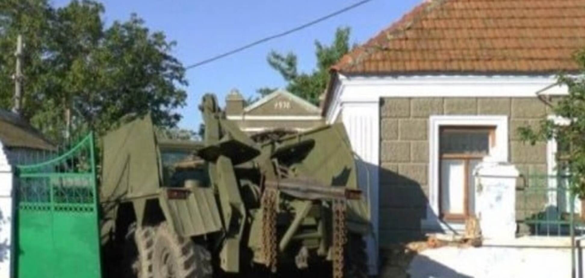 На полной скорости: в Николаеве пьяные военные на 'Урале' влетели в жилой дом. Опубликованы фото и видео