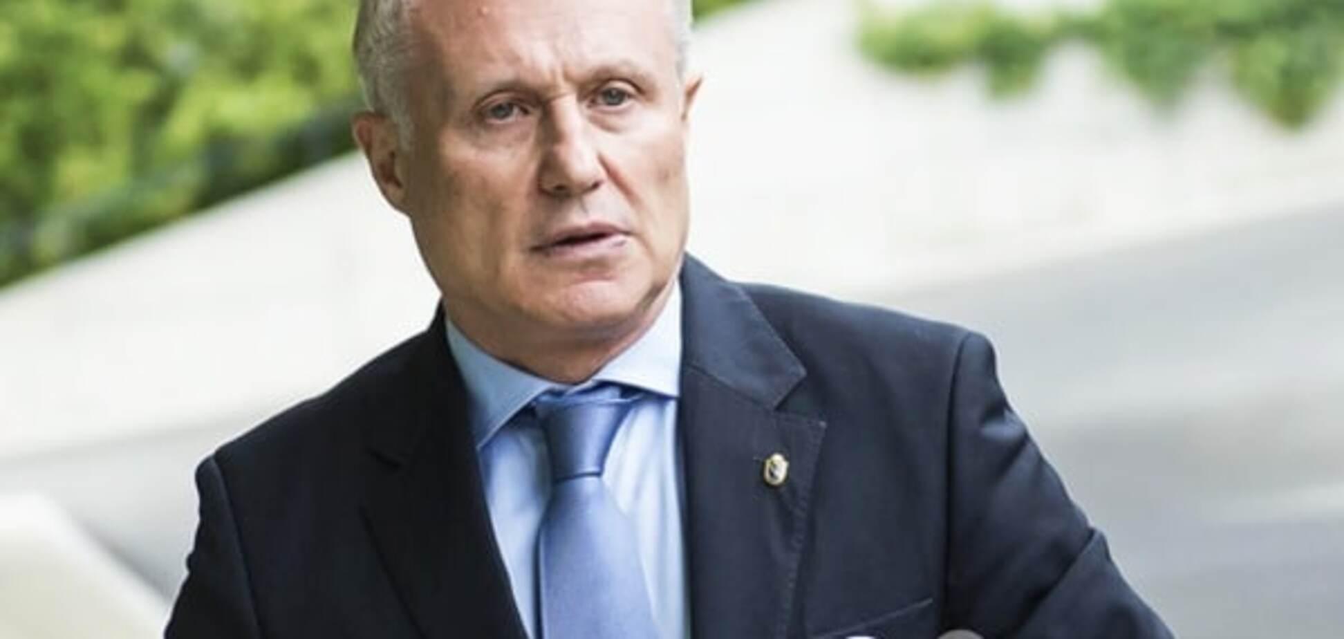 Букмекери назвали Суркіса одним із фаворитів на пост президента УЄФА