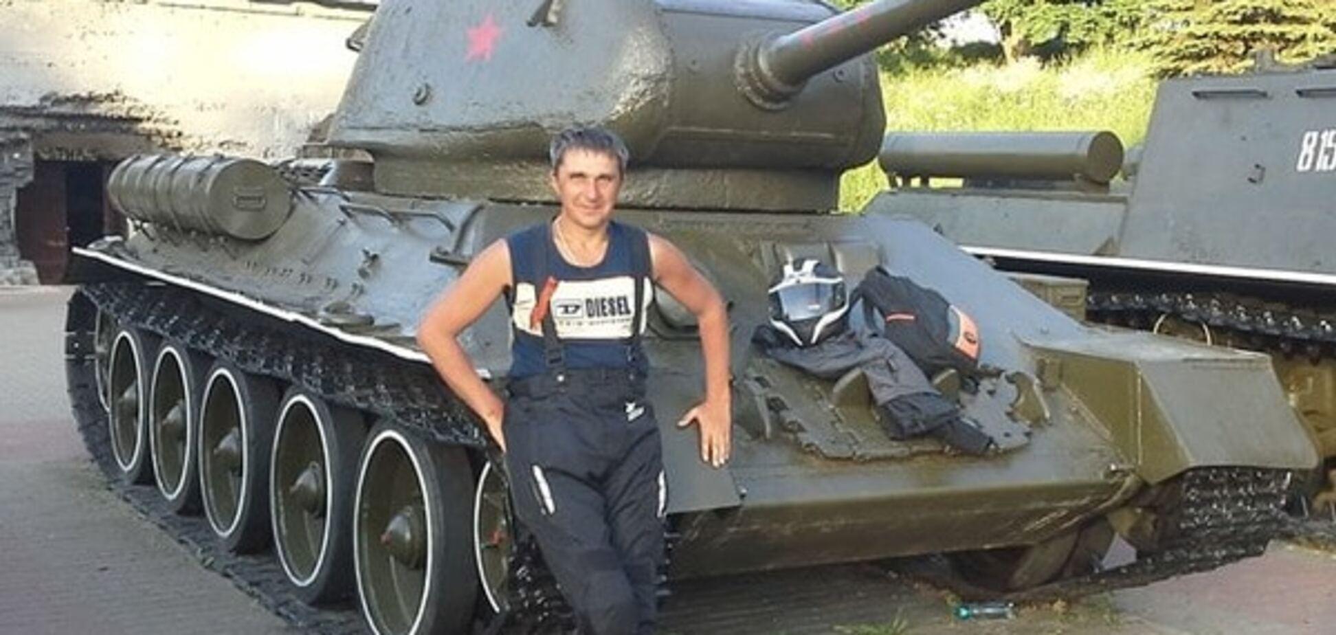 Стало відомо ім'я українця з мотоклубу 'Нічні вовки'