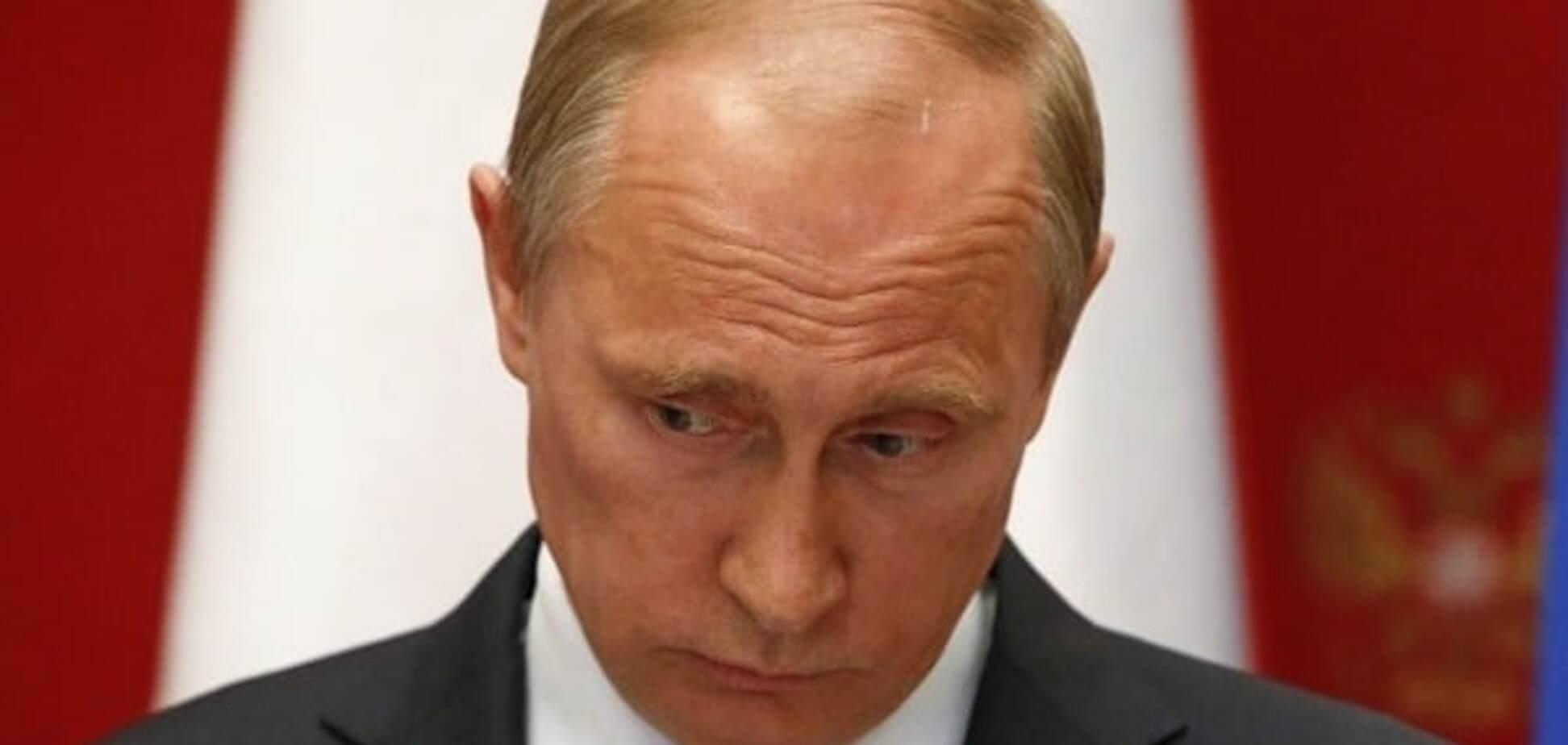 Фиаско Путина