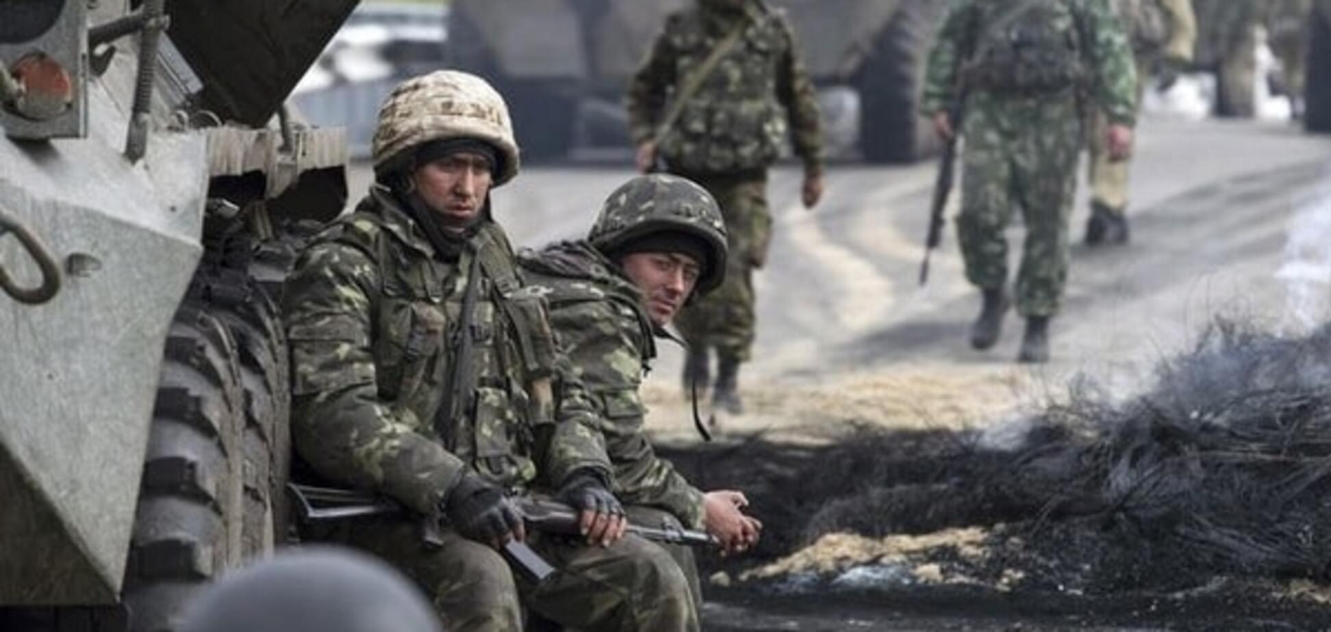 День Перемоги в зоні АТО: один солдат ЗСУ загинув, двоє поранені