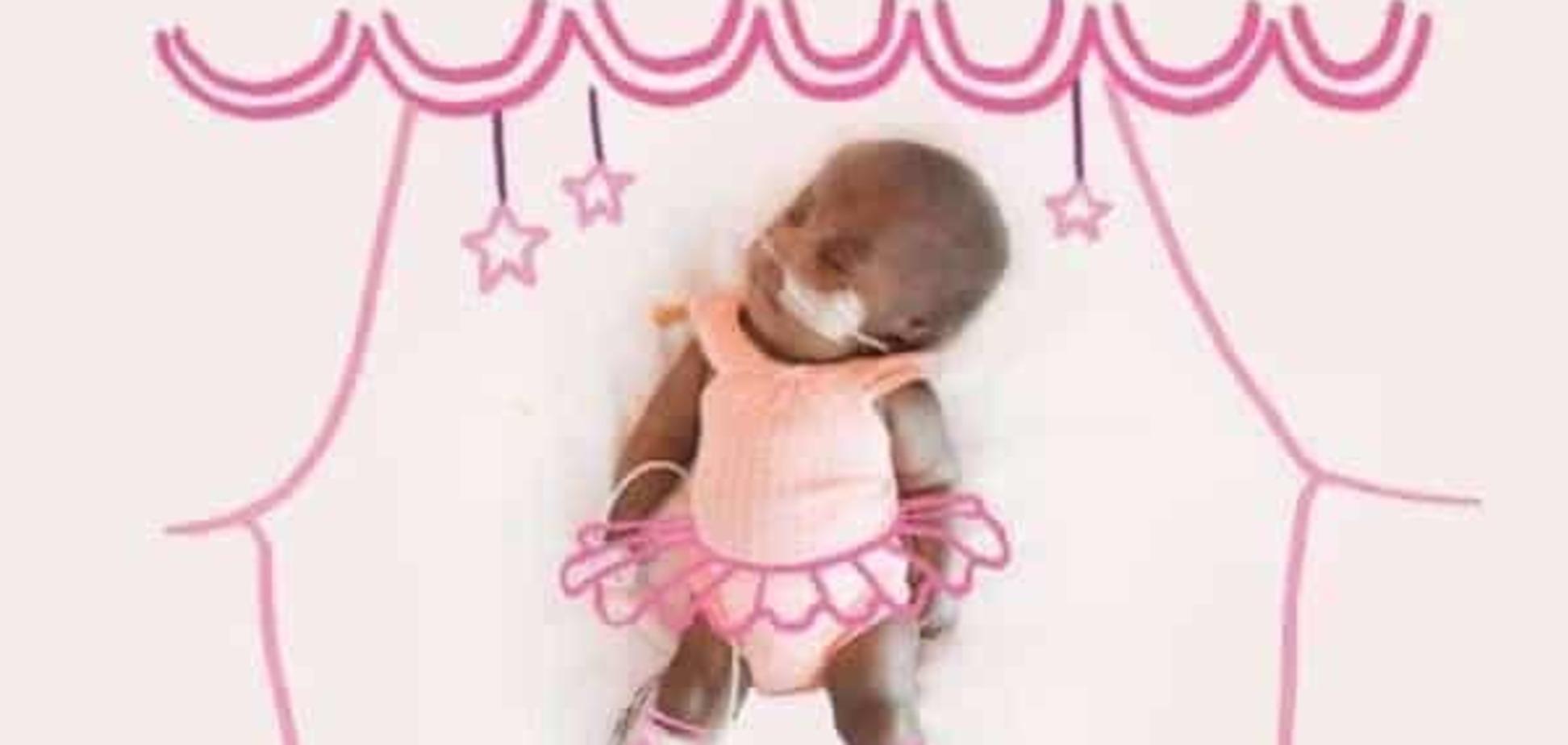 Врачи отделения интенсивной терапии для новорожденных создали невероятный проект