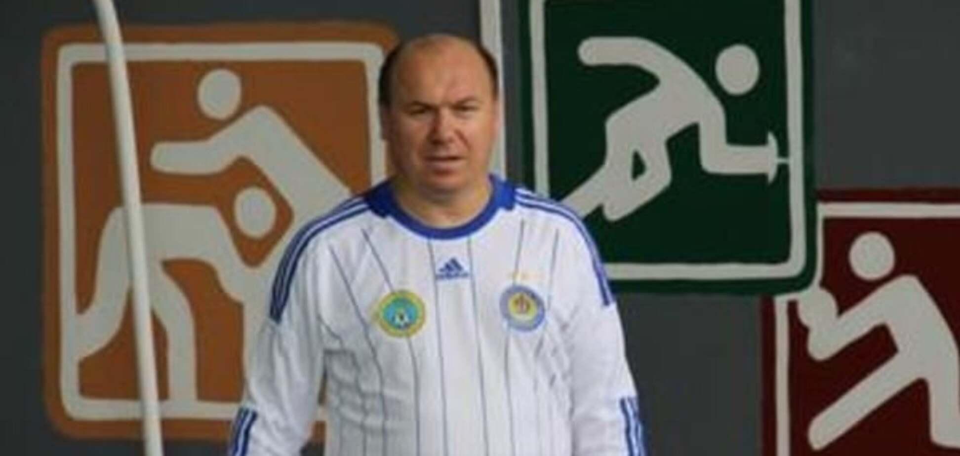 Виктор Леоненко Динамо