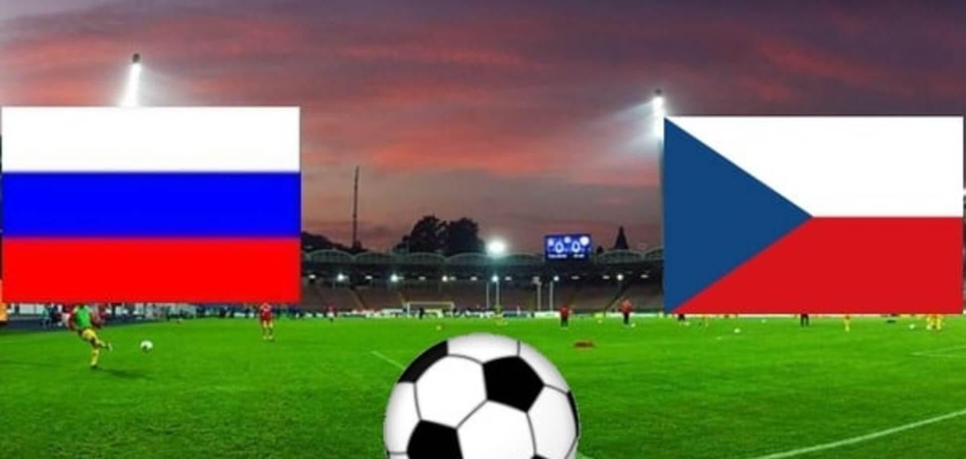 Росія - Чехія прогноз букмекерів