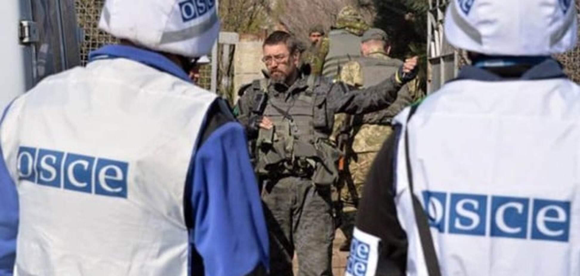 Збройна місія повинна бути під егідою ОБСЄ