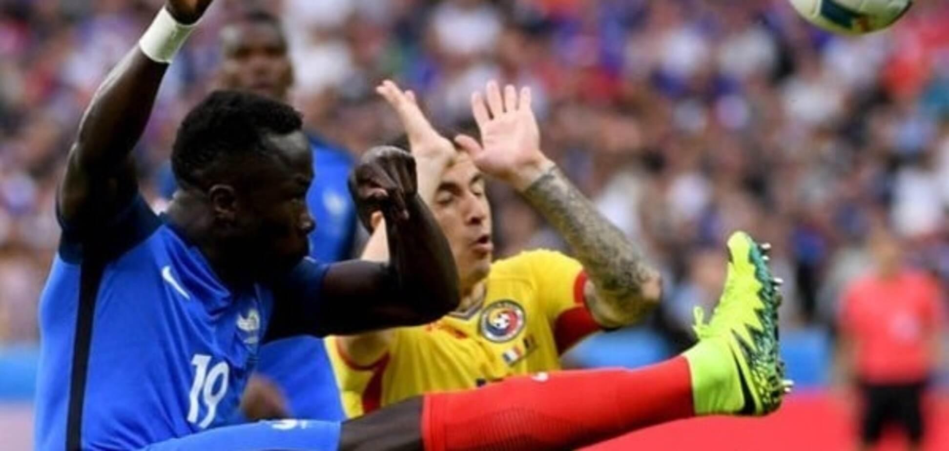 Франція Румунія Евро2016