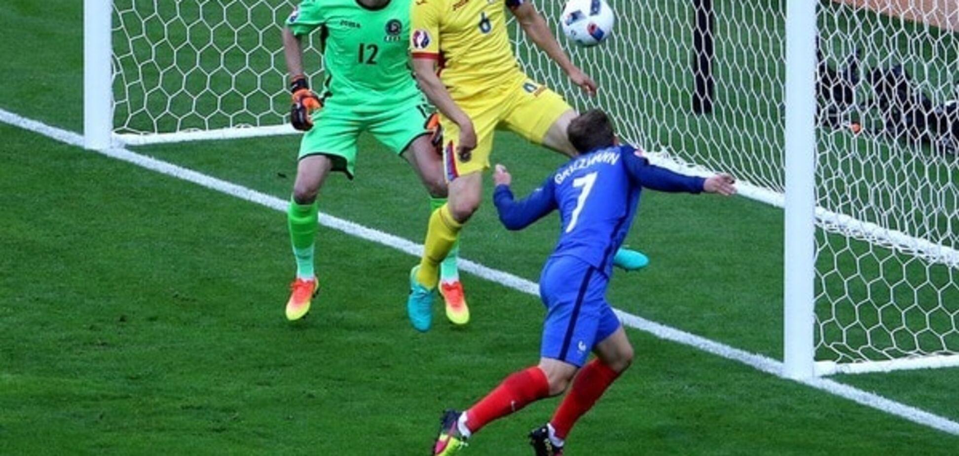 Франция - Румыния
