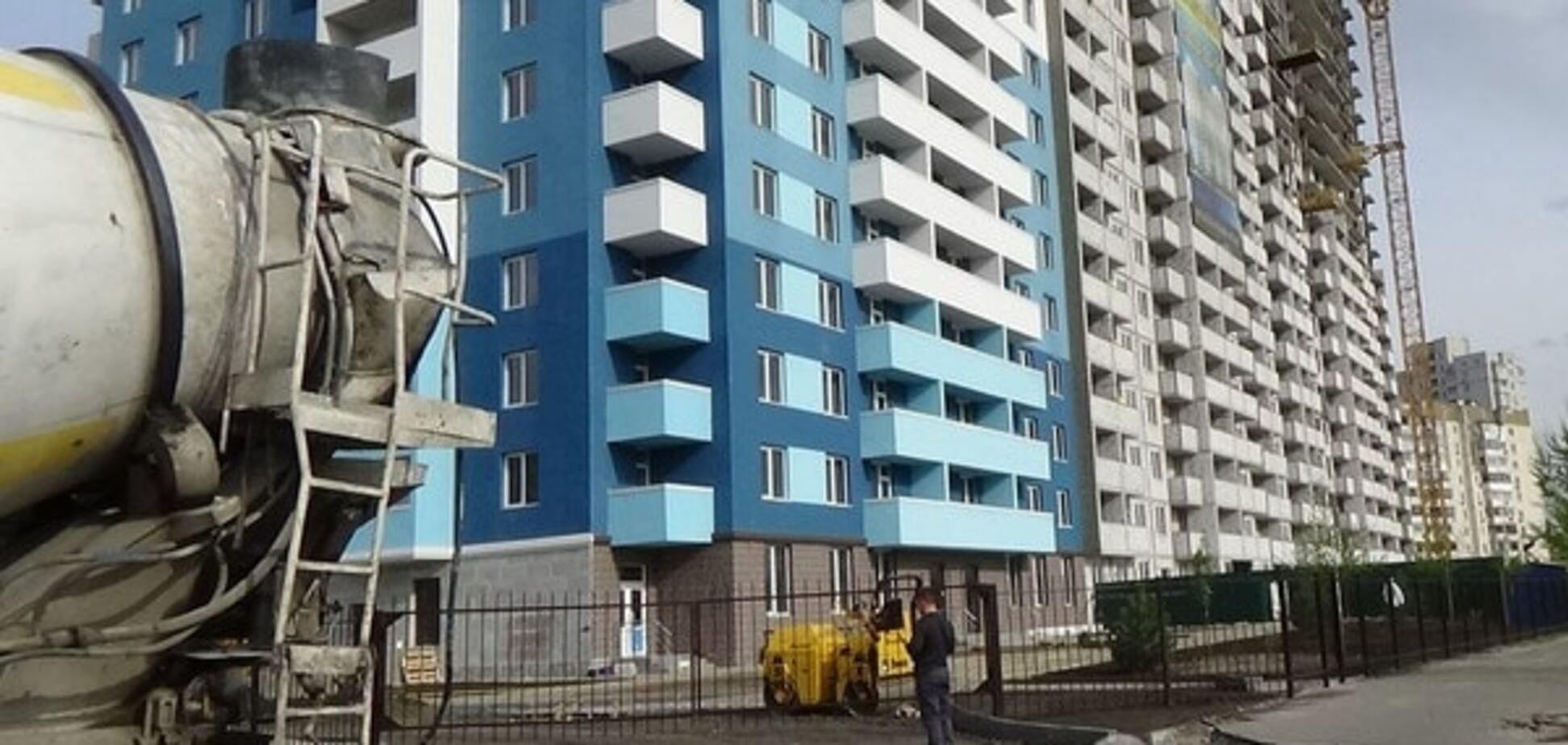 Строительный беспредел: вместо школы дельцы возводят жилой комплекс