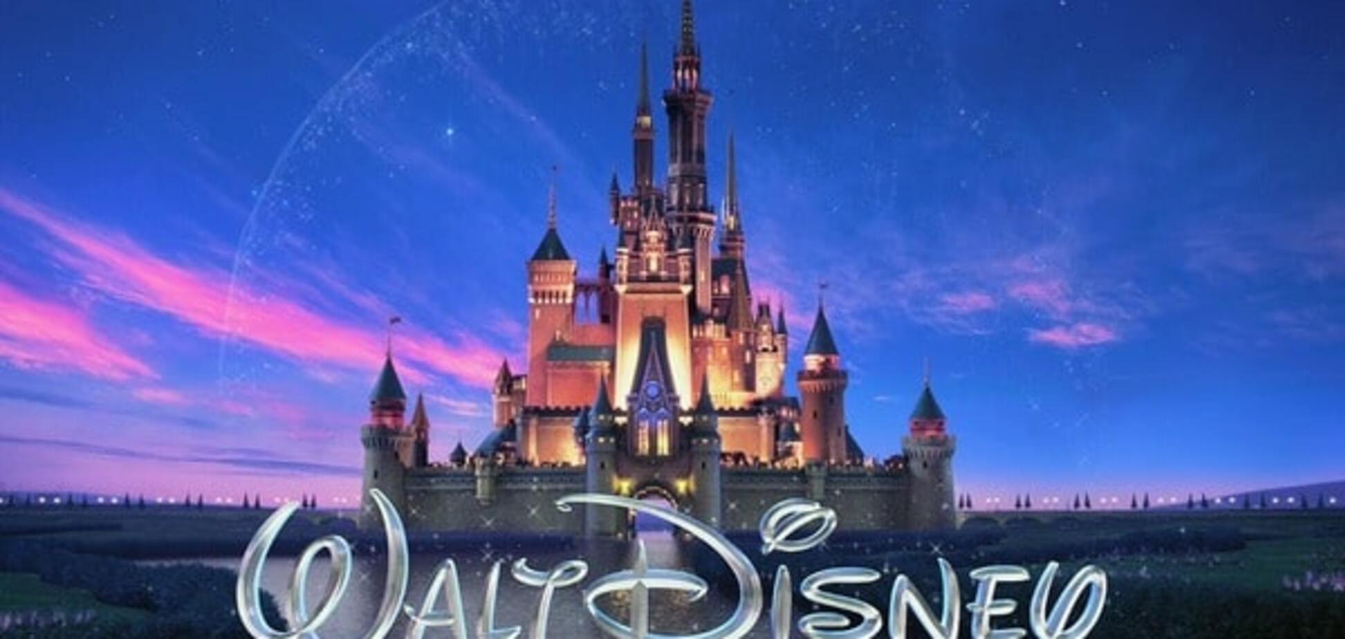 Disney лого фото