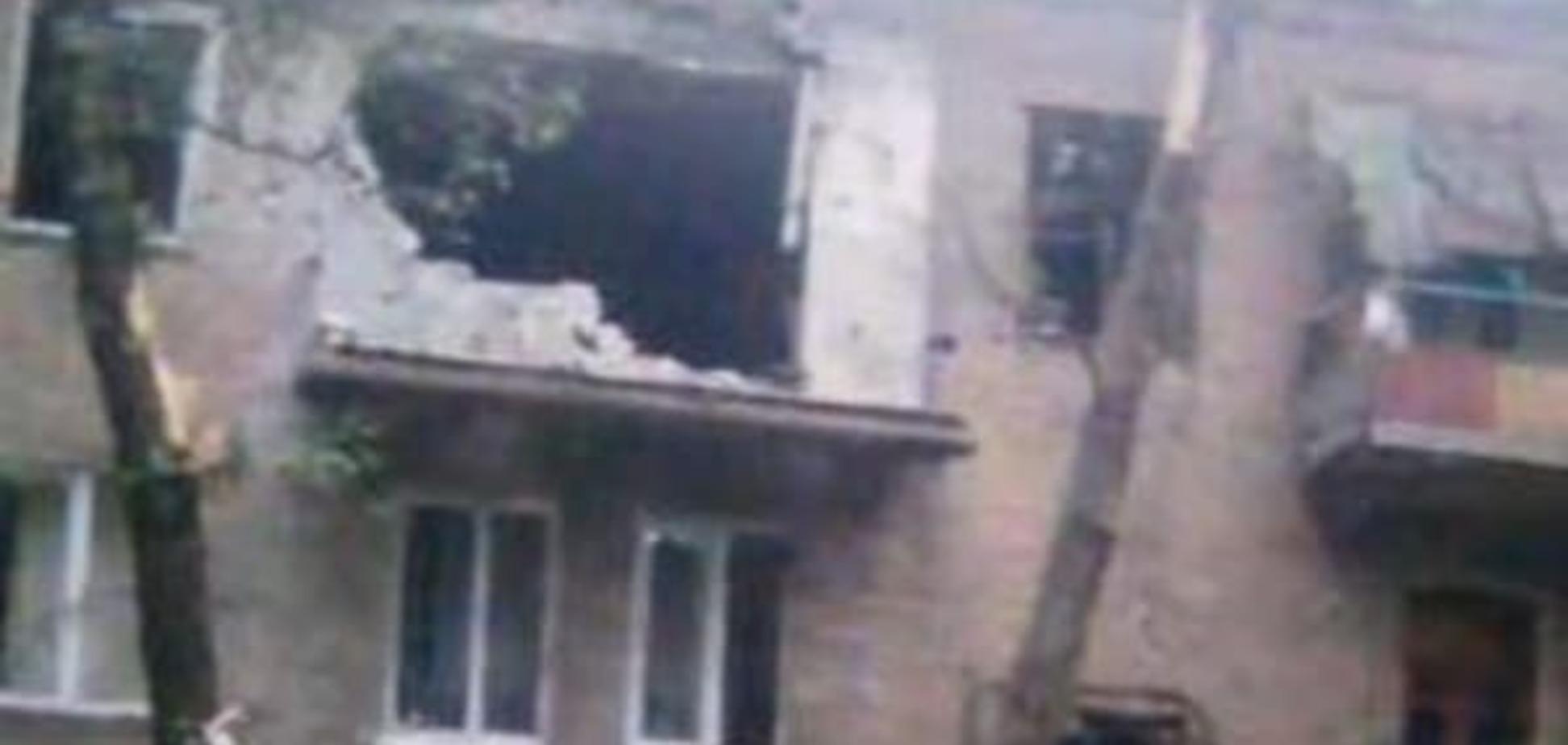 Кровавая провокация: террористы обстреляли жилые районы на Донетчине. Опубликованы фото