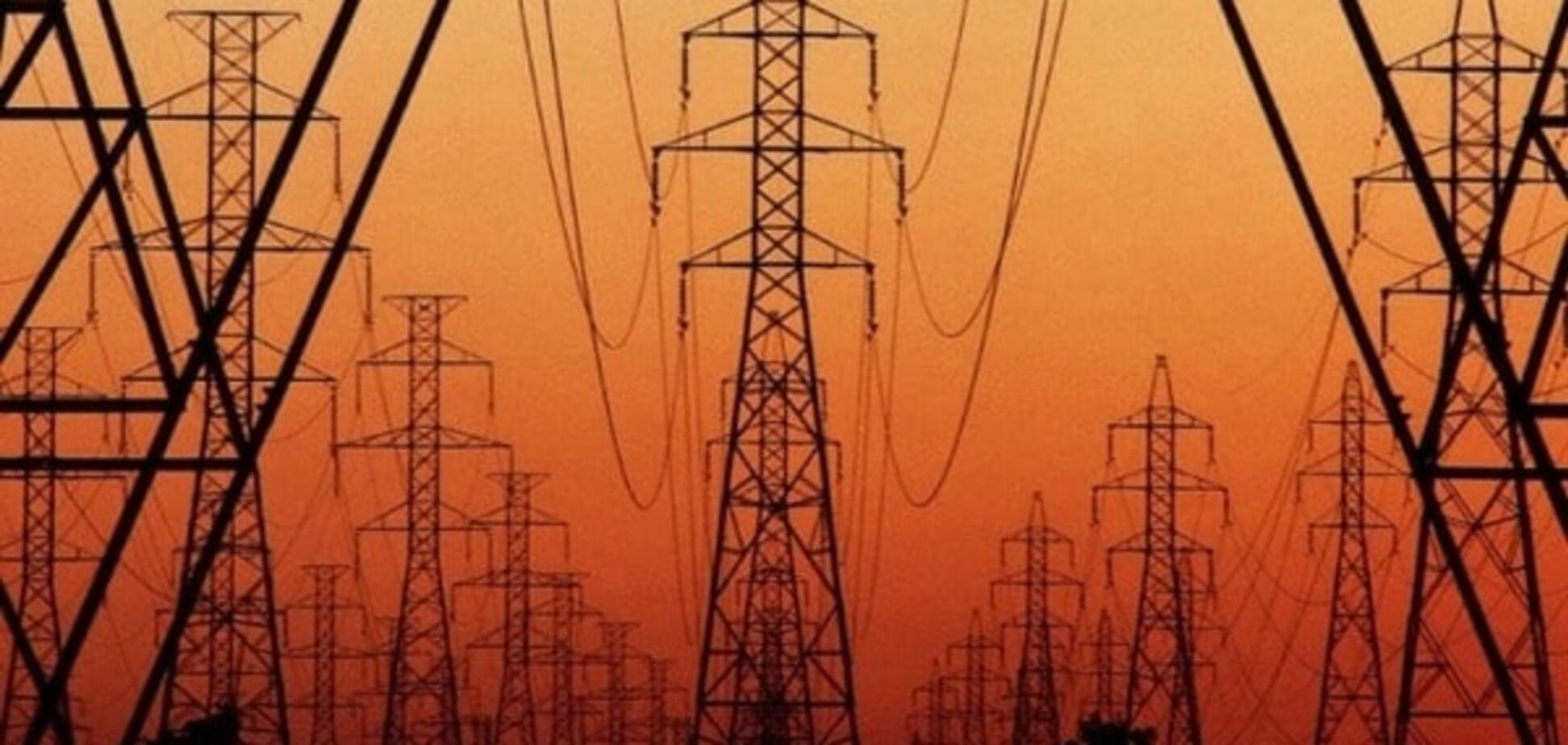 Энергосети Украины
