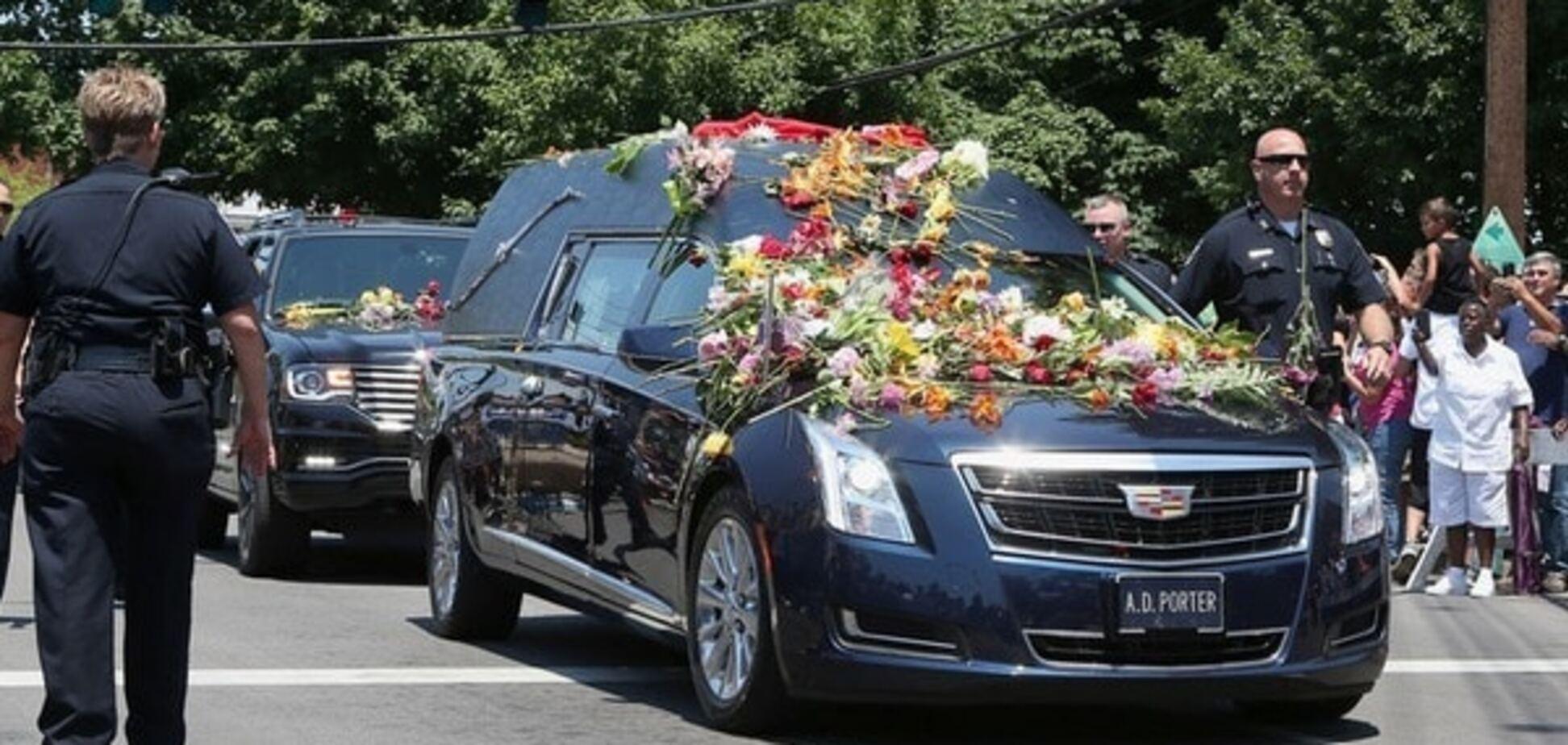 Похорон Мохаммеда Алі