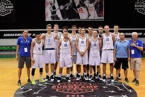 Молодежная сборная Украины по баскетболу