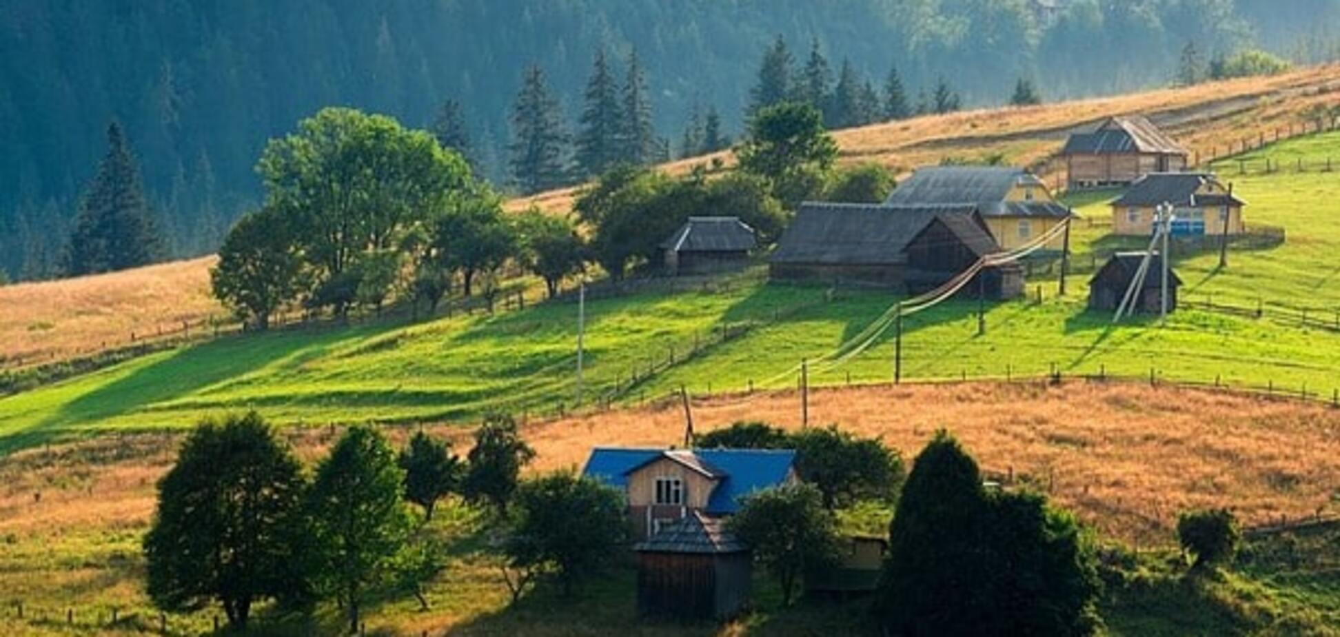 Села Украины