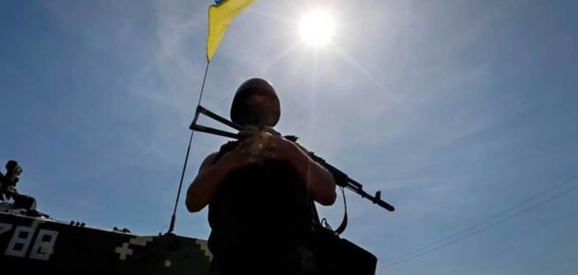 Долю Донбасу вирішить людина зі зброєю – Шкляр