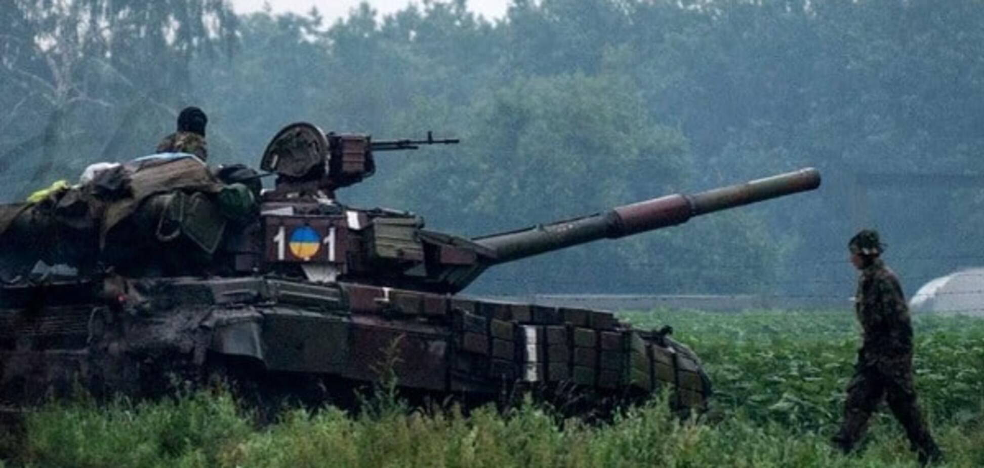 На Донбассе начались ожесточенные бои