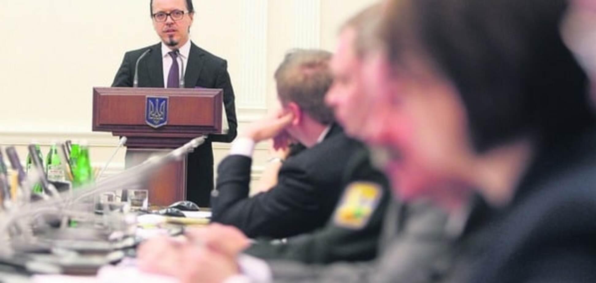 Іноземці в уряді повинні вивчити українську мову – Шкляр