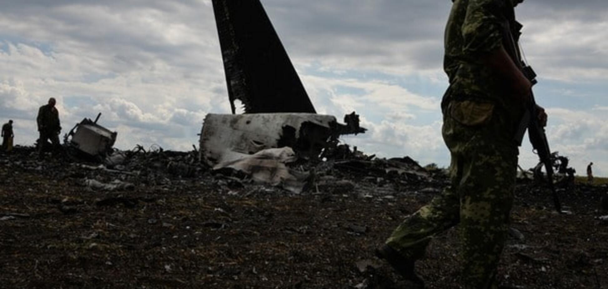 катастрофа Іл-76 у Луганську